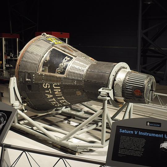Mercury Capsule 15B Freedom 7 II at the Udvar-Hazy Center