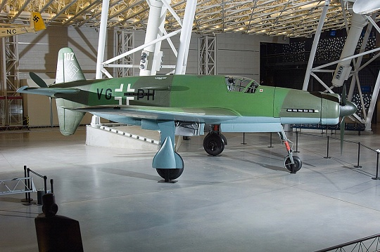 Dornier Do 335 A Pfeil at the Udvar-Hazy Center