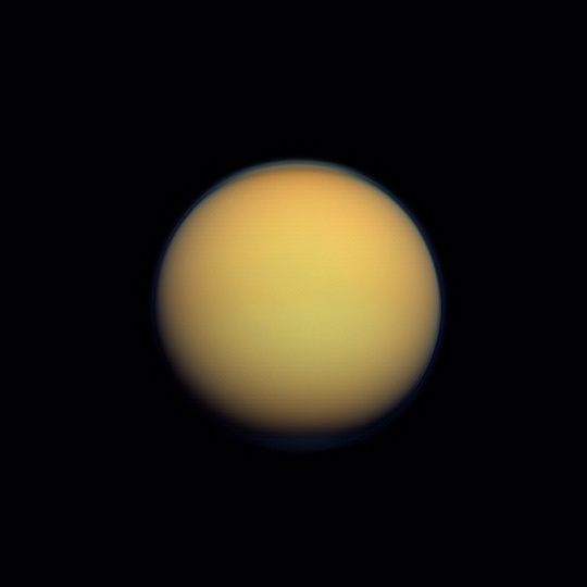 Saturn's Satellite Titan
