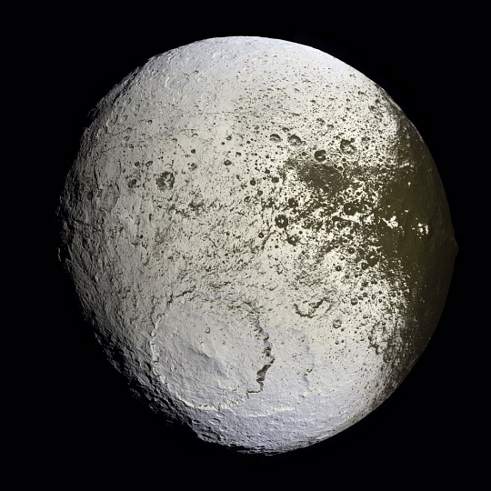 Saturn's Satellite Iapetus