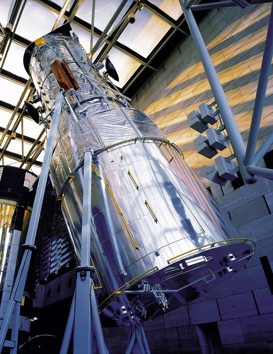 Hubble Test Telescope