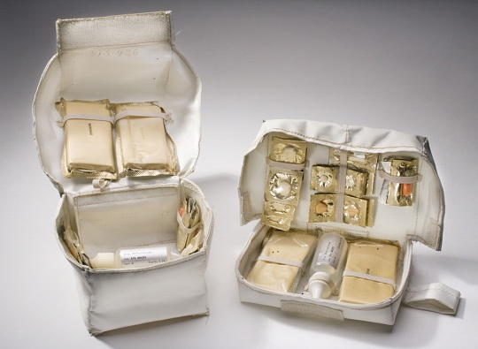 Apollo Lunar Module Medical Kits