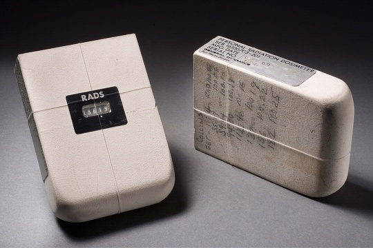 Apollo Personal Radiation Dosimeter
