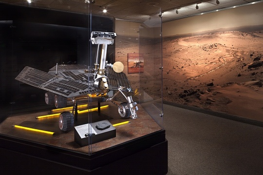 Mars Exploration Rover: Full-Scale Model