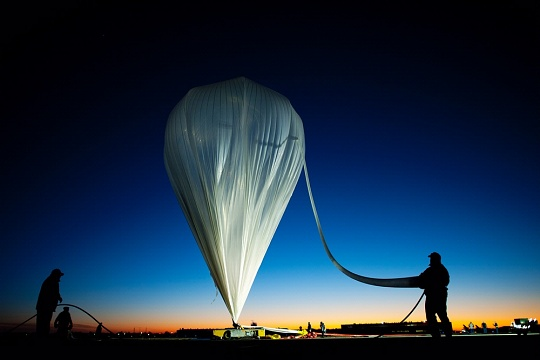 Red Bull Stratos - Unmanned Flights: The Balloon