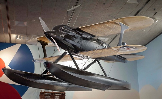 The Curtiss R3C-2