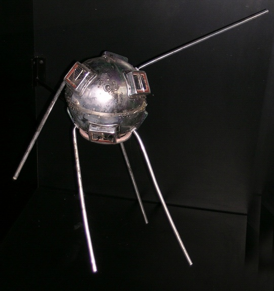 Vanguard TV-3 Satellite