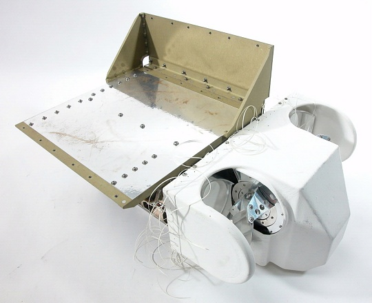 Meteorological Satellite, Microwave Sounding Unit, Tiros N