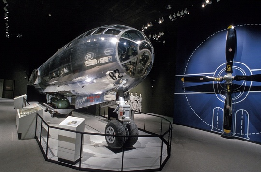 Boeing B-29 Superfortress <em>Enola Gay</em>