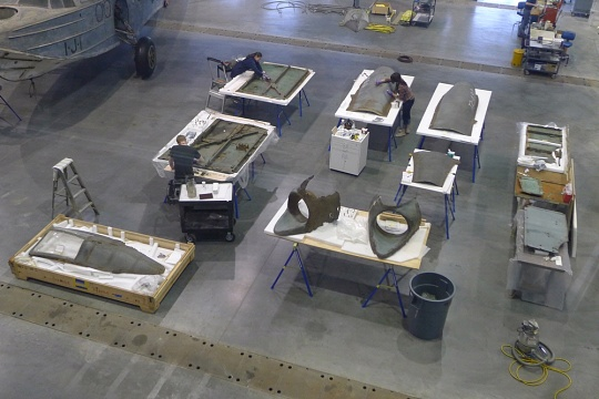 Conservation Treatment of Horten