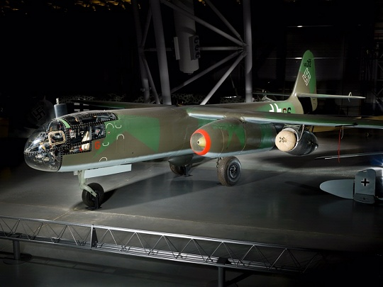 Arado Ar 234 B Blitz at the Udvar-Hazy Center