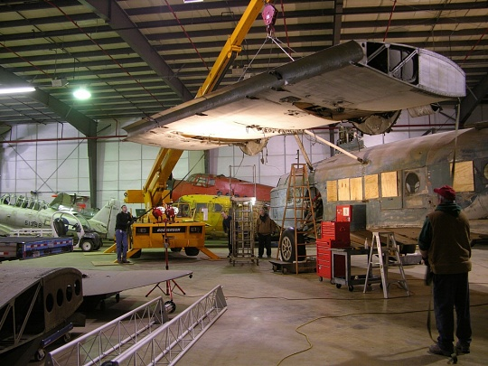 Sikorsky JRS-1 Wing Center Section