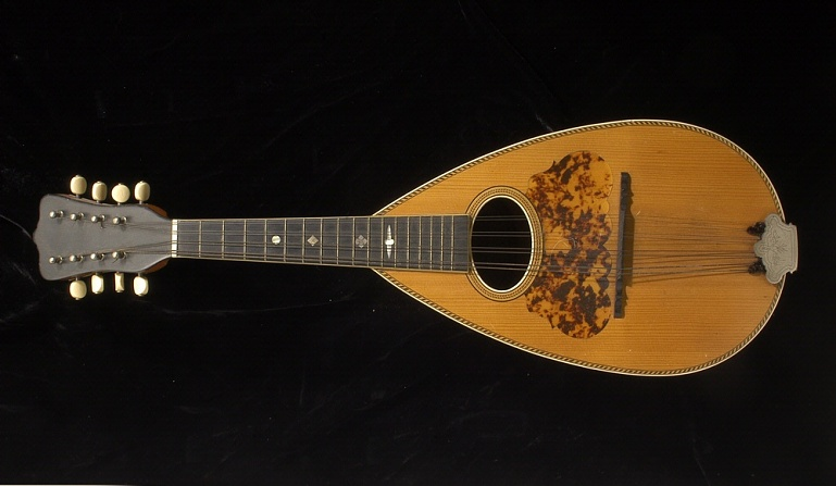 Orville Wright's Mandolin