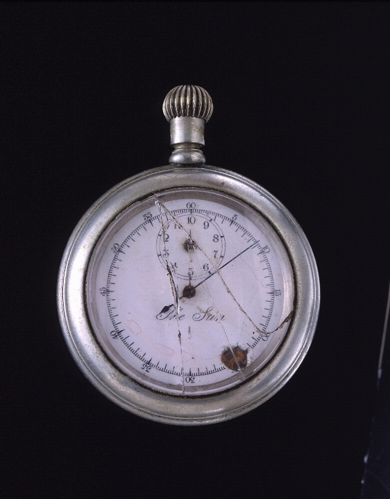 Wright Brothers' Stopwatch