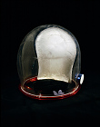 Helmet, Pressure Bubble, Collins, Apollo 11