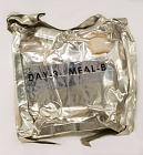 Space Food, Meal Package, Day 3, Meal B, Apollo 11 (White)