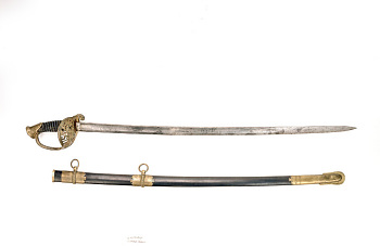 General William T. Sherman's Sword,  Name: Sherman, William Tecumseh, Ames Manufacturing Company