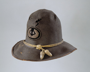General William T. Sherman's Campaign Hat,  Name: Sherman, William Tecumseh