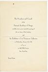 Representative image for Daniel Putnam Brinley and Kathrine Sanger Brinley papers, 1879-1984