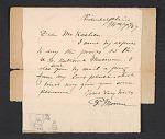 Representative image for Sylvester Rosa Koehler papers, 1833-1904, bulk 1870-1890
