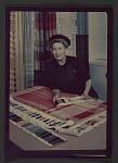 Representative image for Dorothy Liebes papers, circa 1850-1973, bulk 1922-1970