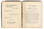 Representative image for Macbeth Gallery records, 1838-1968, bulk 1892-1953