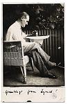 Representative image for Alfred Vance Churchill papers regarding Lyonel Feininger, 1888-1944