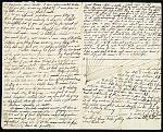 Representative image for Thomas Eakins letters, 1866-1934