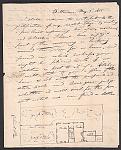 Representative image for Robert Mills family letters, 1813-1847