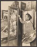 Representative image for Everett Shinn collection, 1877-1958