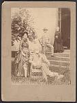 Representative image for Frank and Elizabeth Boott Duveneck papers, 1851-1972, bulk 1851-1919
