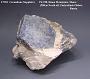 Corundum (var. sapphire)