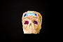 Modeled Sugar Candy Skull
