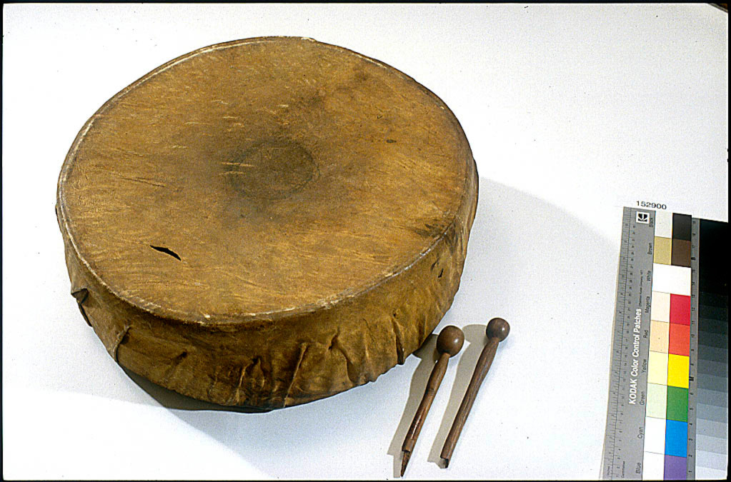 Musical Instrument: Drumstick & Drum