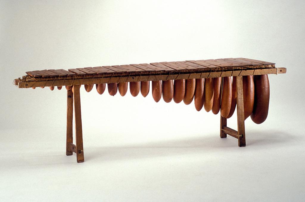 Gourd Marimba Or Indian Xylophone