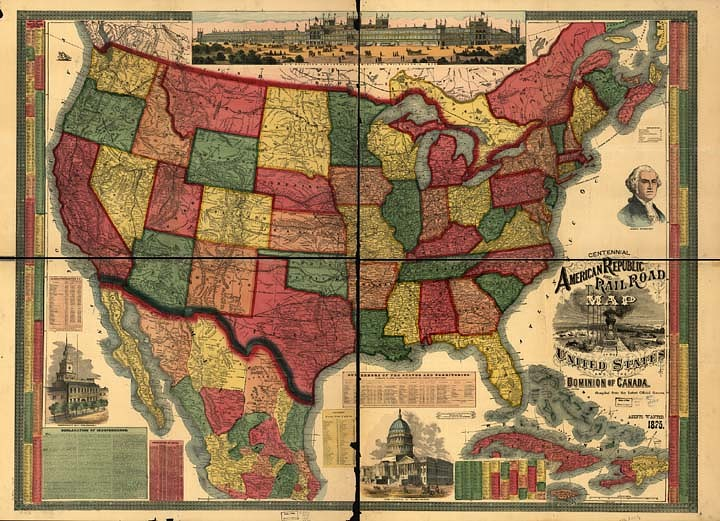 American Railroads   National Museum of American History on ma railroad map, gt railroad map, nys&w railroad map, sp railroad map,