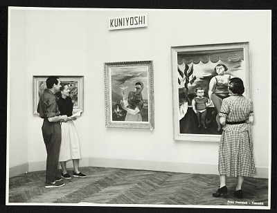 American Federation of Arts records, 1895-1993, bulk 1909-1969