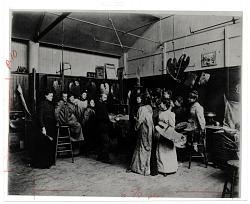 Art Students League Class