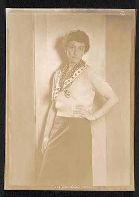 Ilse Martha Bischoff papers, 1893-1981