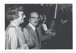 Mr. and Mrs. Enrique Riverón