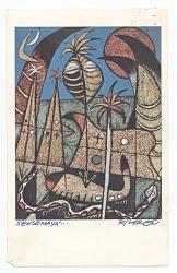 Enrique Riverón, Miami, Fla. to Giulio V. Blanc, New York, N.Y.