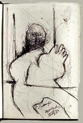Sketchbook of Ramón Carulla 1980