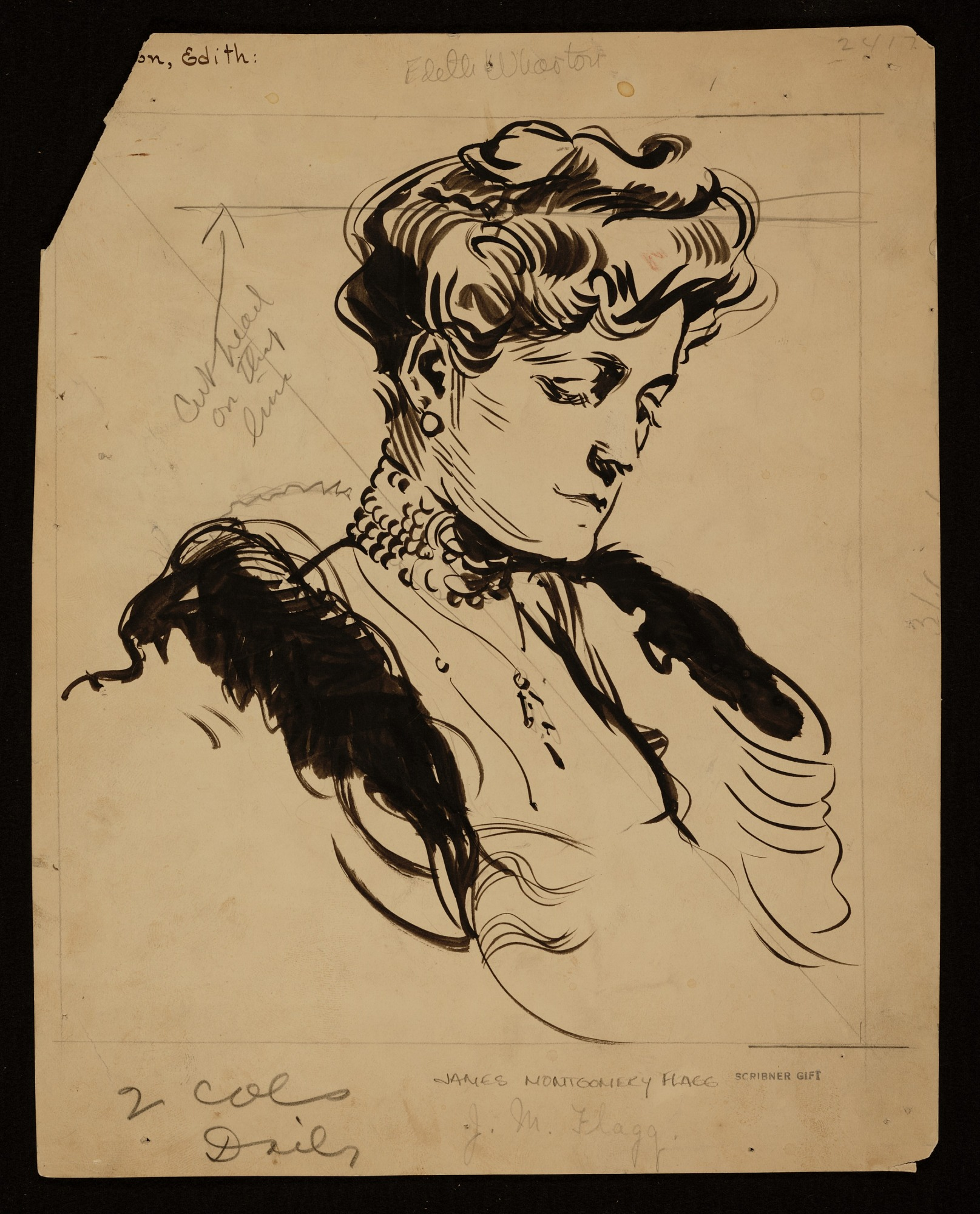 images for Edith Wharton