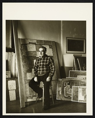 George Constant papers, 1912-2007, bulk 1932-1978
