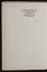 Poems by Christina Rossetti