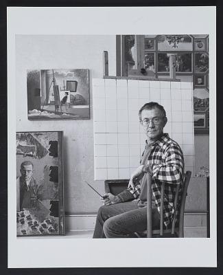 George Deem papers, 1904-2015, bulk 1960-2008