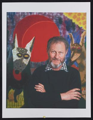 Roy De Forest papers, 1916-2015, bulk 1948-2007