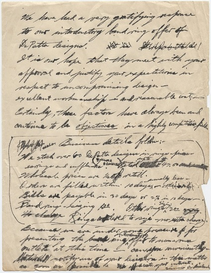 eugene bielawski letter to unknown recipient smithsonian institution