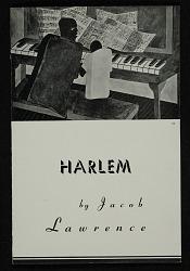 Harlem by Jacob Lawrence