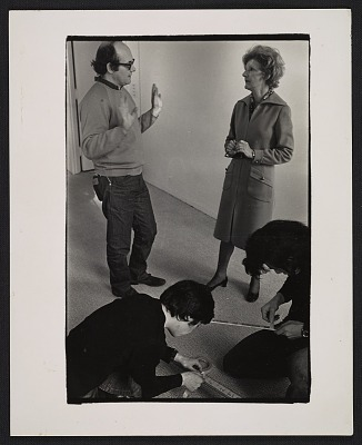 Exhibition records of the Contemporary Wing of the Finch College Museum of Art, 1943-1975